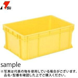 岐阜プラスチック工業 パーツボックス(ベタ目ボックス) RB-30 Y:イエロー [個人宅配送不可]