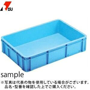 岐阜プラスチック工業 パーツボックス(ベタ目ボックス) RB-38 B:ブルー [個人宅配送不可]