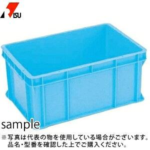 岐阜プラスチック工業 パーツボックス(ベタ目ボックス) RB-40 B:ブルー [個人宅配送不可]