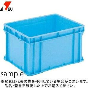 岐阜プラスチック工業 パーツボックス(ベタ目ボックス) RB-42 B:ブルー [個人宅配送不可]