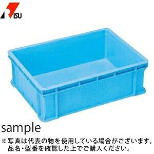 岐阜プラスチック工業 パーツボックス(ベタ目ボックス) RB-45 B:ブルー [個人宅配送不可]