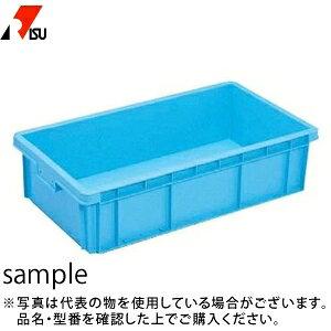 岐阜プラスチック工業 パーツボックス(ベタ目ボックス) RB-60 B:ブルー [個人宅配送不可]
