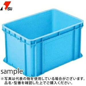 岐阜プラスチック工業 パーツボックス(ベタ目ボックス) RB-72 B:ブルー [個人宅配送不可]