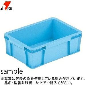 岐阜プラスチック工業 パーツボックス(ベタ目ボックス) RH-04B B:ブルー [個人宅配送不可]