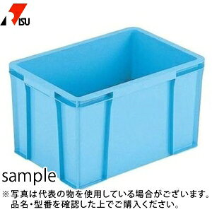 岐阜プラスチック工業 パーツボックス(ベタ目ボックス) RH-24B B:ブルー [個人宅配送不可]