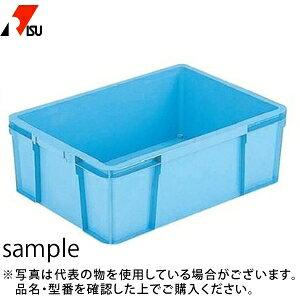 岐阜プラスチック工業 パーツボックス(ベタ目ボックス) RH-44B B:ブルー [個人宅配送不可]