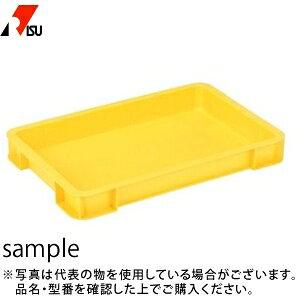 岐阜プラスチック工業 パーツボックス(ベタ目ボックス) ST-12B Y:イエロー [個人宅配送不可]