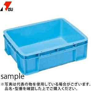 岐阜プラスチック工業 パーツボックス(ベタ目ボックス) ST-19C B:ブルー [個人宅配送不可]