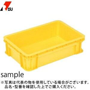 岐阜プラスチック工業 パーツボックス(ベタ目ボックス) ST-28B Y:イエロー [個人宅配送不可]