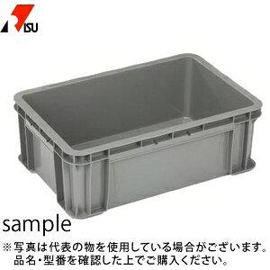岐阜プラスチック工業 パーツボックス(ベタ目ボックス) ST-36B GY:グレー [個人宅配送不可]