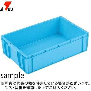 岐阜プラスチック工業 パーツボックス(ベタ目ボックス) ST-57 B:ブルー [個人宅配送不可]
