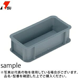岐阜プラスチック工業 パーツボックス(ベタ目ボックス) TP-131B GY:グレー [個人宅配送不可]