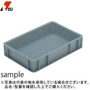 岐阜プラスチック工業 パーツボックス(ベタ目ボックス) TP-341B GY:グレー [個人宅配送不可]