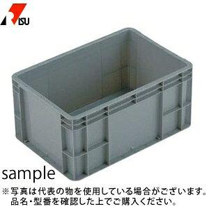 岐阜プラスチック工業 パーツボックス(ベタ目ボックス) TP-342.5B GY:グレー [個人宅配送不可]