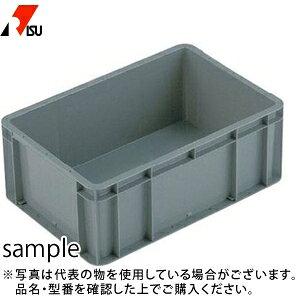 岐阜プラスチック工業 パーツボックス(ベタ目ボックス) TP-342B GY:グレー [個人宅配送不可]