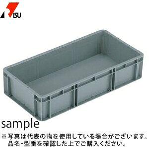 岐阜プラスチック工業 パーツボックス(ベタ目ボックス) TP-361.5B GY:グレー [個人宅配送不可]