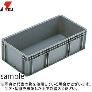 岐阜プラスチック工業 パーツボックス(ベタ目ボックス) TP-362B GY:グレー [個人宅配送不可]