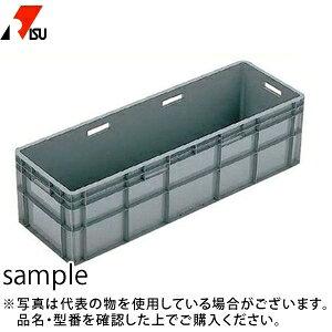 岐阜プラスチック工業 パーツボックス(ベタ目ボックス) TP-393L GY:グレー [送料別途お見積り] [個人宅配送不可]