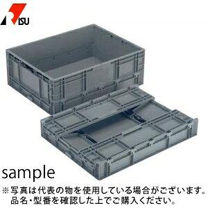 岐阜プラスチック工業 パーツボックス(ベタ目ボックス) TPO-462.5 GY:グレー [個人宅配送不可]