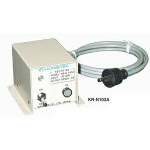 カネテック マグネット 電磁チャック用整流器 KR-N103A