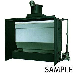 明治機械製作所 塗装ブース ウォータブース SB-15E [配送制限商品] ご購入前確認品 工事費・運賃別途見積