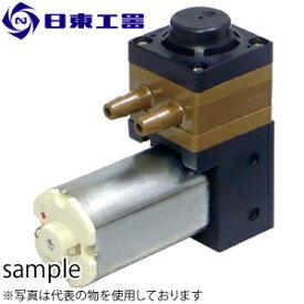 日東工器 DC液体ポンプ DPE-100-7P DC24V (No:20955)