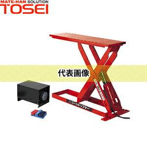 東正車輛 電動ゴールドリフター テーブル式リフト GLSE-150-3009 超低所スリムタイプ(油圧) [個人宅配送不可][送料別途お見積り]