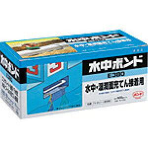 ■コニシ 水中ボンドE380 900g(箱) #45637[品番:E380900][TR-1034243]