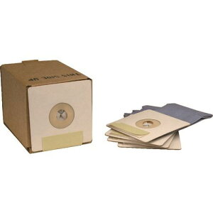 ■DESCO 掃除機用フィルター 厚紙フィルターケース付き (5枚入)〔品番:35847〕[TR-1136530][送料別途見積り][法人・事業所限定][外直送]