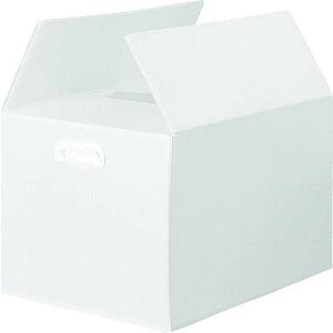 ■TRUSCO ダンボールプラスチックケース 5枚セット B3サイズ 取っ手穴なし 半透明 〔品番:TDP-B3D-5TM〕[TR-1145742]【大型・重量物・個人宅配送不可】【送料別途見積もり】