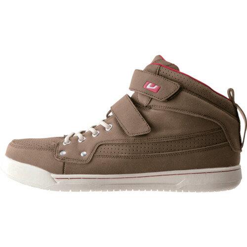 ■バ-トル 作業靴 809-24-270 キャメル〔品番:809-24-270〕[TR-1149775]