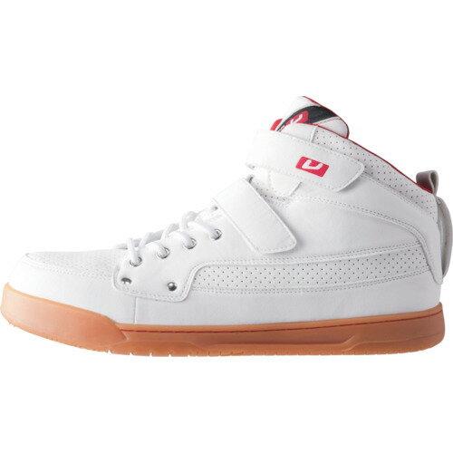 ■バ-トル 作業靴 809-29-265 ホワイト〔品番:809-29-265〕[TR-1149783]