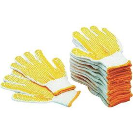 ■タスコ すべり止め付手袋(10双入)《4双入》〔品番:TA967CX〕[TR-1429248×4]