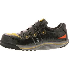 ■タスコ 安全作業靴 25.5CM 黒〔品番:TA963SB-25.5〕[TR-1429273]【個人宅配送不可】