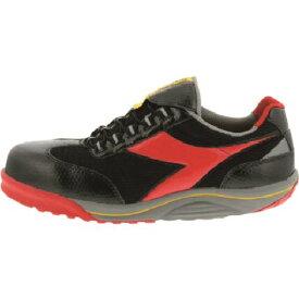 ■タスコ 安全作業靴 27.5CM 黒・赤〔品番:TA963RH-27.5〕[TR-1430946]【個人宅配送不可】