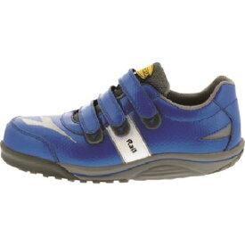 ■タスコ 安全作業靴 25.5CM 青〔品番:TA963SD-25.5〕[TR-1430997]【個人宅配送不可】