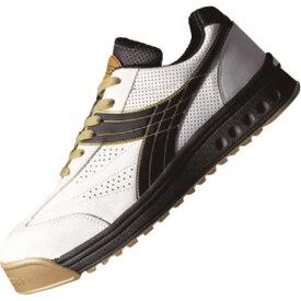 ■タスコ 安全作業靴 26.0CM 白・黒〔品番:TA963CW-26.0〕[TR-1431016]【個人宅配送不可】