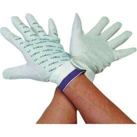 ■タスコ 作業手袋(甲メリマジックテープタイプ)《4双入》〔品番:TA967AB-2〕[TR-1432604×4]
