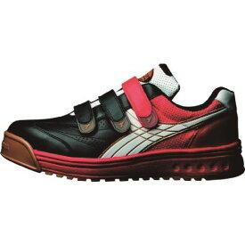 ■タスコ 安全作業靴 27.5CM 赤〔品番:TA963RR-27.5〕[TR-1434123]【個人宅配送不可】