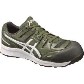 ■タスコ 安全作業靴 28.0CM 緑〔品番:TA963GG-28.0〕[TR-1434124]【個人宅配送不可】