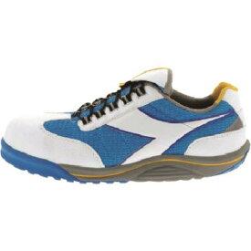 ■タスコ 安全作業靴 26.0CM 白・青〔品番:TA963RG-26.0〕[TR-1434125]【個人宅配送不可】
