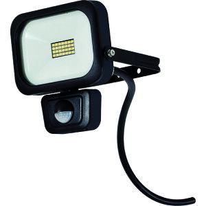 ■日動 LEDセンサーライト フラットセンサーライト 10W 屋外型 900LM 〔品番:SLS-F10W〕[TR-1488148]