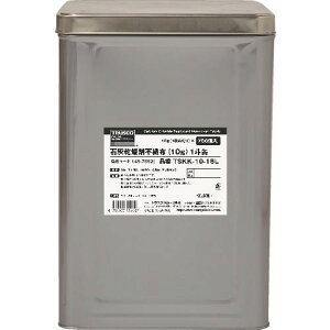■TRUSCO 石灰乾燥剤 (耐水、耐油包装) 10g 700個入 1斗缶 TSKK1018L(1497862)[法人・事業所限定][直送元]