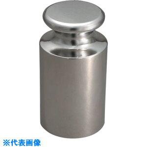 ■VIBRA OIML型円筒分銅(非磁性ステンレス)1KG F2級〔品番:F2CSO-1K〕[TR-1526662][送料別途見積り][法人・事業所限定][外直送]