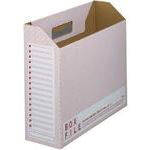 ■プラス ボックスファイル FL-099BF A4E 赤 10冊 (553990) 〔品番:FL-099BF〕[TR-1964279]