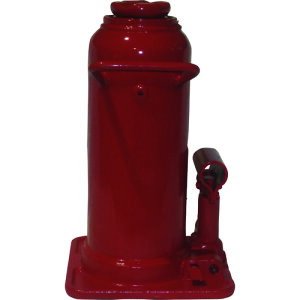 ■マサダ 安全弁付き油圧ジャッキ 20トン HF−20R−V[品番:HF-20R-V][TR-2027242][送料別途見積り][法人・事業所限定][直送]