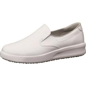 ■ミドリ安全 超耐滑作業靴 ハイグリップ・ザ・フォース NHF-700 ホワイト 31.0CM 〔品番:NHF-700-W-31.0〕[TR-2055743][送料別途見積り][法人・事業所限定][掲外取寄]