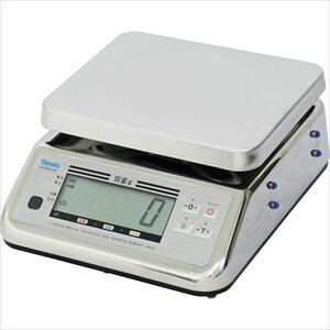 ■ヤマト 完全防水型デジタル上皿はかり UDS-600-WPN-3 UDS600WPN3(2461101)