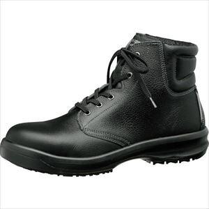■ミドリ安全 超耐滑底安全靴 ハイグリップセフティ・中編上靴 HGS520ブラック 30cm[品番:HGS52030][TR-2471184][送料別途見積り][法人・事業所限定][掲外取寄]