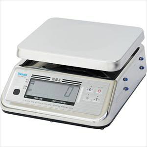■ヤマト 完全防水型デジタル上皿はかり UDS-700-WPN-6 UDS700WPN6(2539369)[送料別途見積り][法人・事業所限定][掲外取寄]